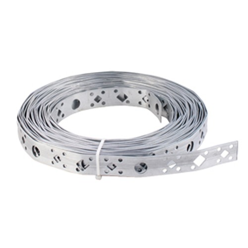Galvanised Fixing Band 18mm x 10m 1810FB