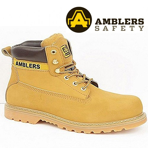 Amblers FS7 Safety Hiker Boots