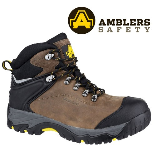 Amblers FS993 Waterproof Safety Work Boots