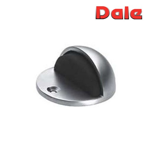 Oval Door Stop 41mm x 51mm - SAA Finish