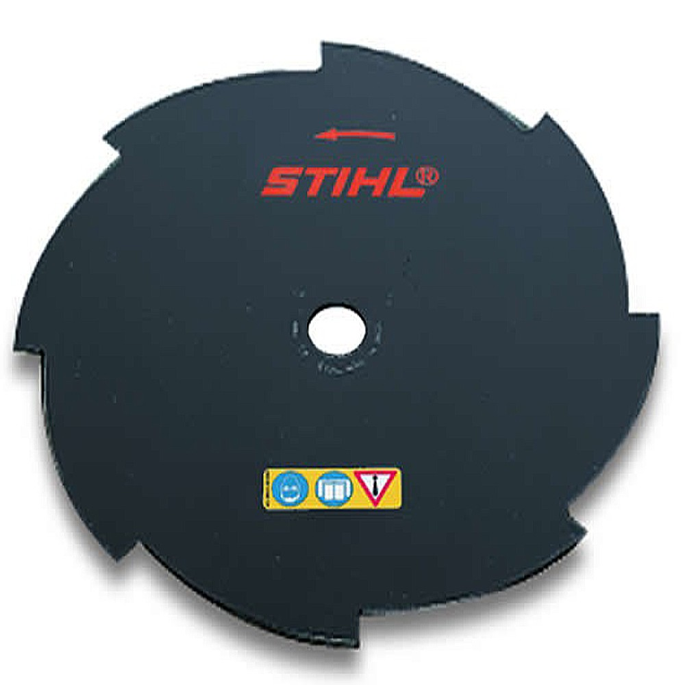 Stihl Grass Cutting Blade 255mm 8T(40007133802)