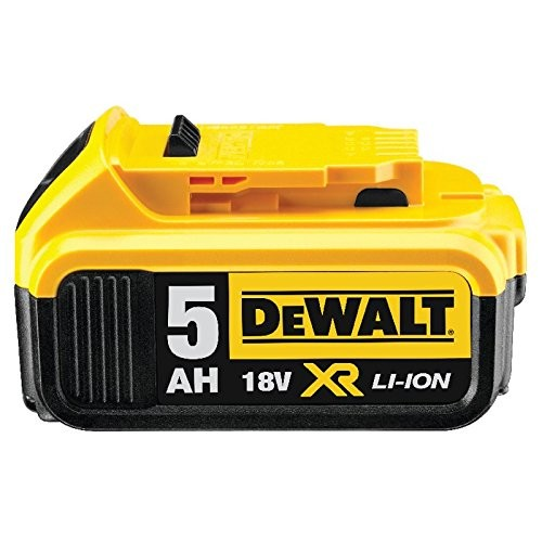 Dewalt 5.0ah XR Li-Ion Battery Pack DCB184