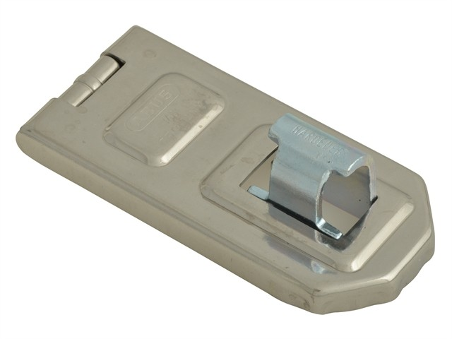 Hasp and Staple 120mm x 56mm Carded