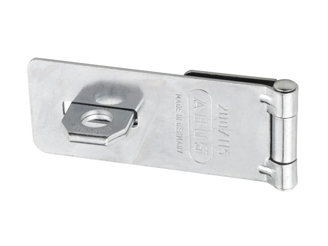 Hasp and Staple 115mm x 39mm Carded