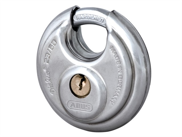 Diskus Padlock 60mm Keyed