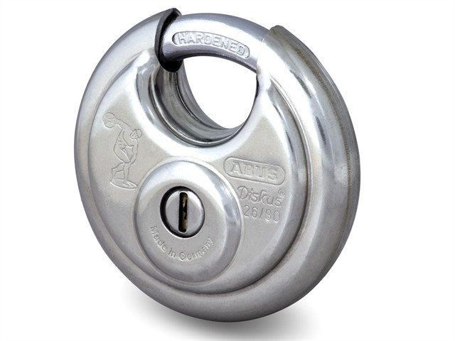 Diskus High Security Padlock 80mm Keyed