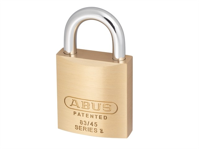 Brass Padlock 45mm Carded