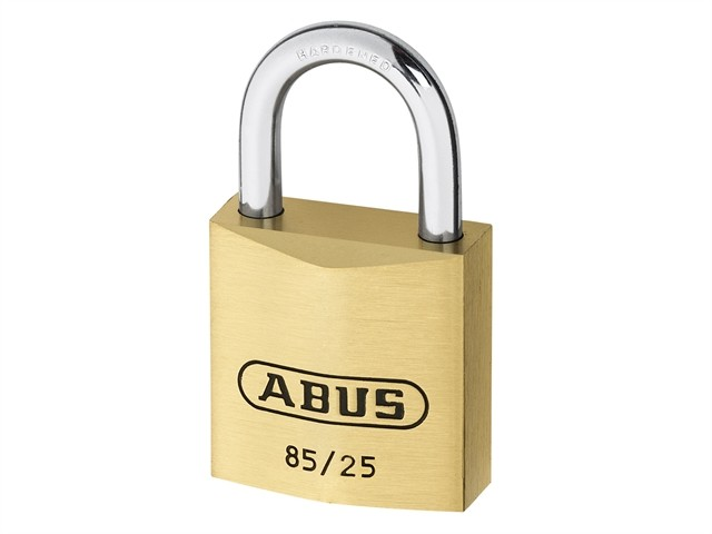 Brass Padlock 25mm 85/25