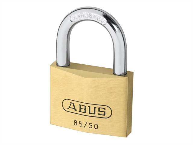Brass Padlock 50mm Carded 85/50