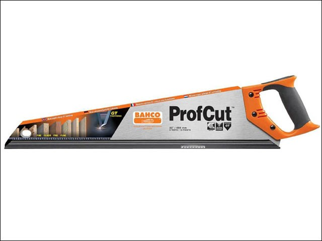 Bahco PC22 Profcut Handsaw 550mm (22 in) x GT9 BAHPC22GT9