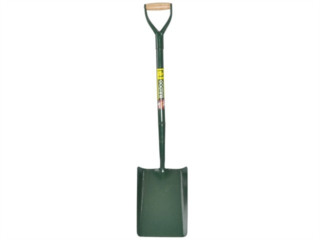 Bulldog All Steel Taper Shovel No.2 BUL5TM2AM