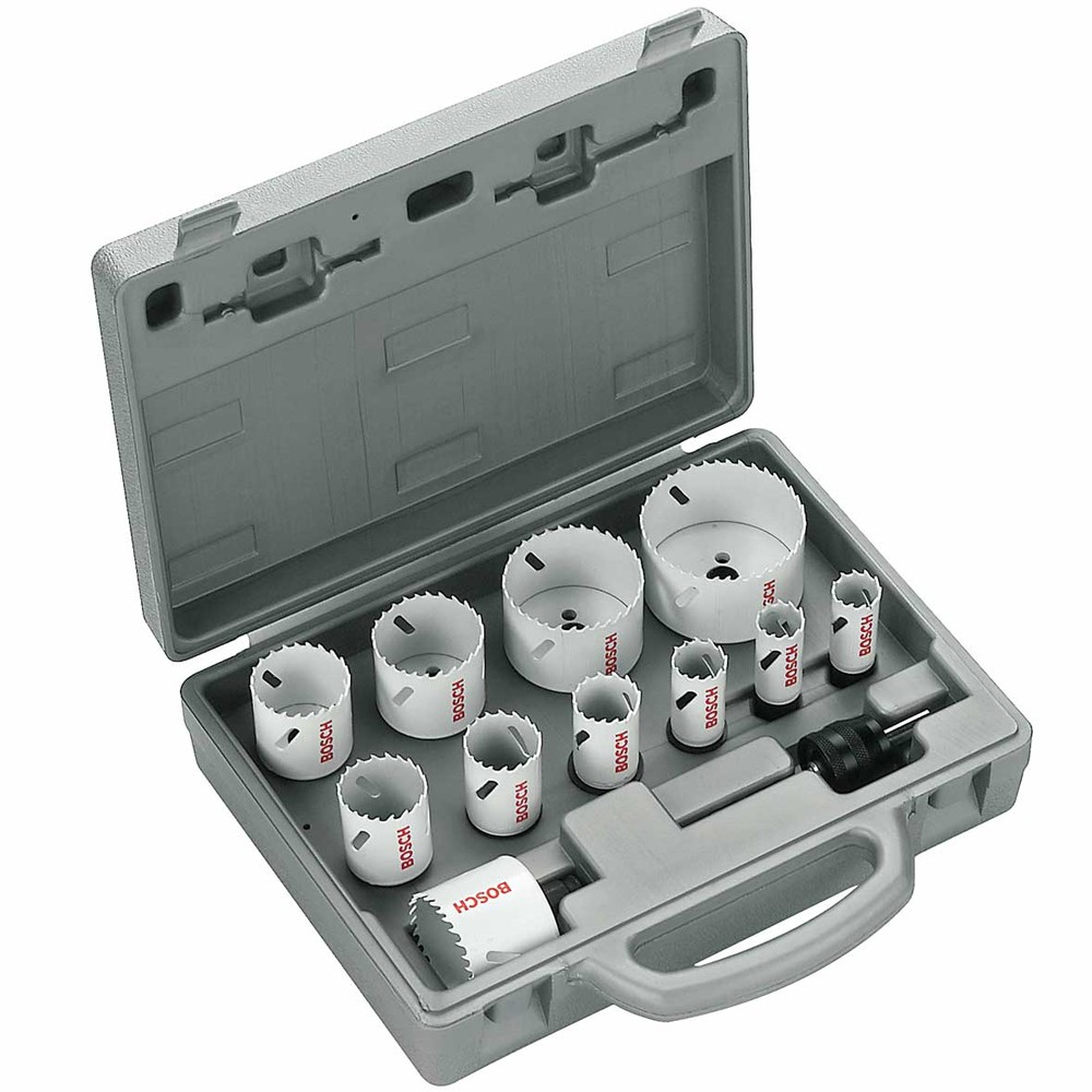 Bosch Progressor Holesaw 14pc Set 2608584667