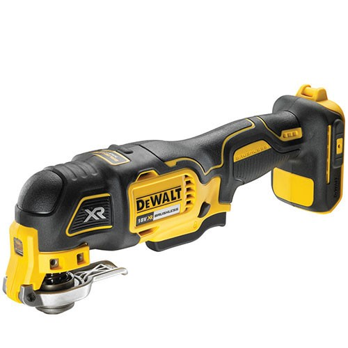 Dewalt DCS355N 18v Lithium Ion Brushless Oscillating Multi Tool With 35 Accessories naked