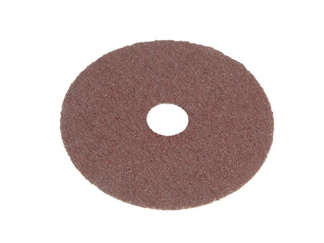 Faithfull FAIAD125M Paper Sanding Disc 6mm x 125mm Medium (Pack of 5)