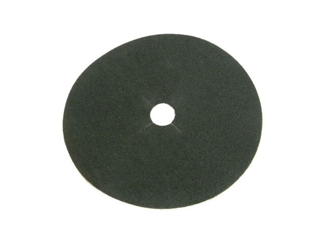 Faithfull FAIADFS178SC Floor Disc Fwt Silicon Carbide 178mm x 22mm 16g -Blk