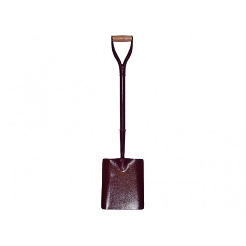 Faithfull All Steel Shovel Round Mouth Size 2 MYD FAIASSR