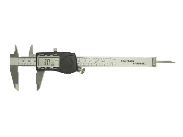 Faithfull CALDIG Digital Caliper