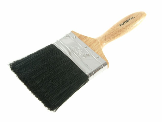 Faithfull 610613 Contract 200 Paint Brush 100mm (4in)