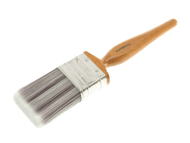 Faithfull 610618 Superflow Synthetic Paint Brush 50mm (2in)