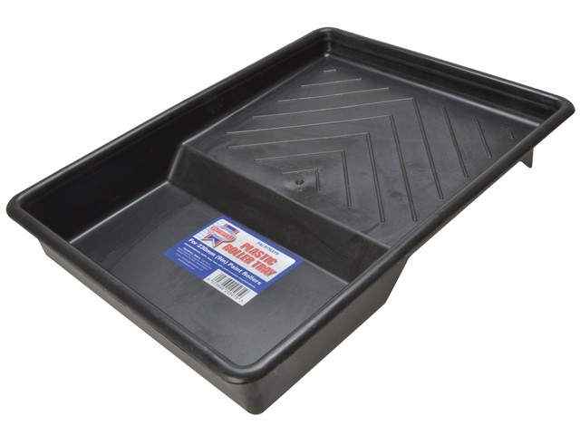 Faithfull FAIRTRAY9 Plastic Roller Kit Tray 230mm (9 in)