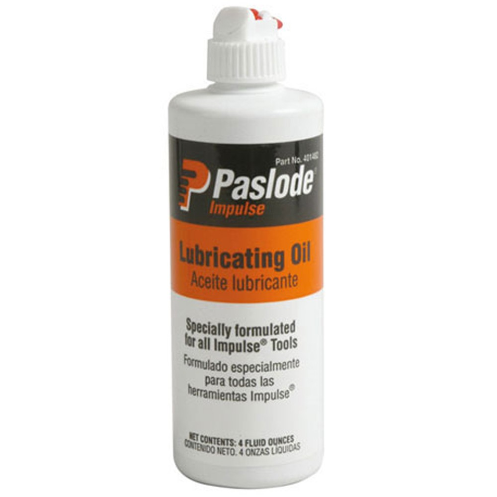Paslode PAT-401482 Gun Lubrication Oil 4oz