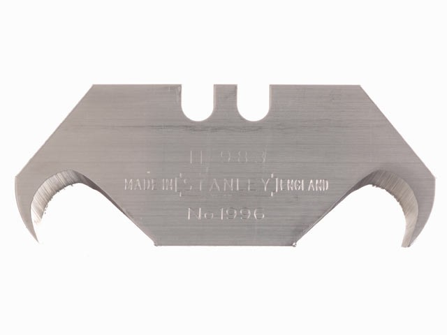 Stanley  1996B Hooked Knife Blades Pack of 100 STA111983