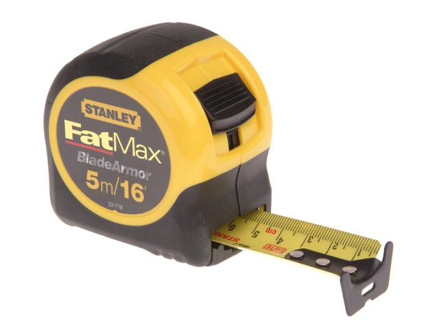 tanley STA033719 FatMax Tape Blade Armor 5m / 16ft