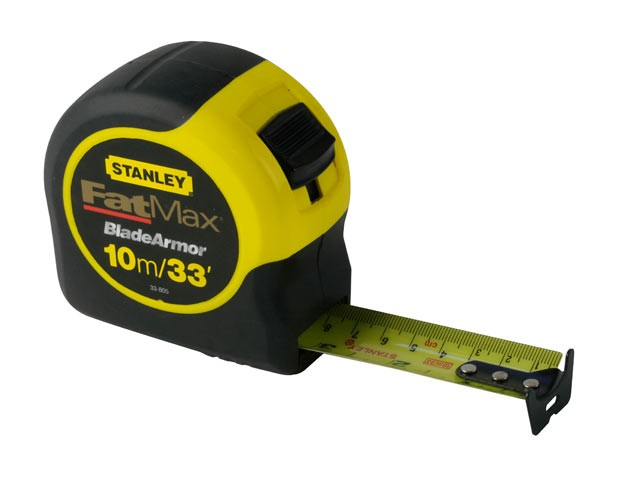 Stanley FatMax Tape Blade Armor 10m / 33ft