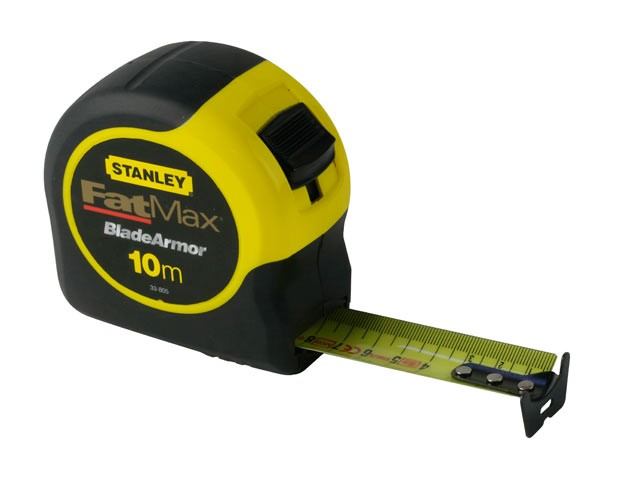 Stanley  FatMax Tape Blade Armor 10m STA033811