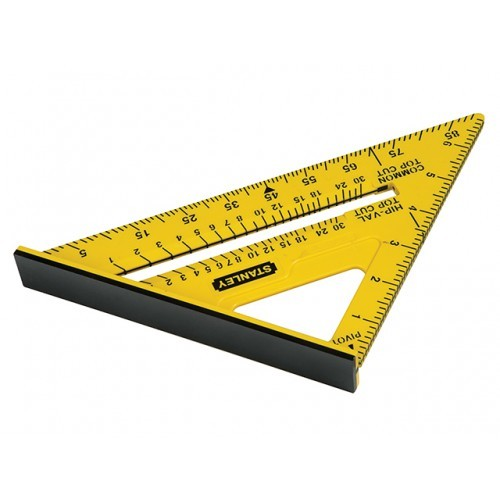 Stanley Tools Dual Colour Quick Square 175mm (7in) STA46010