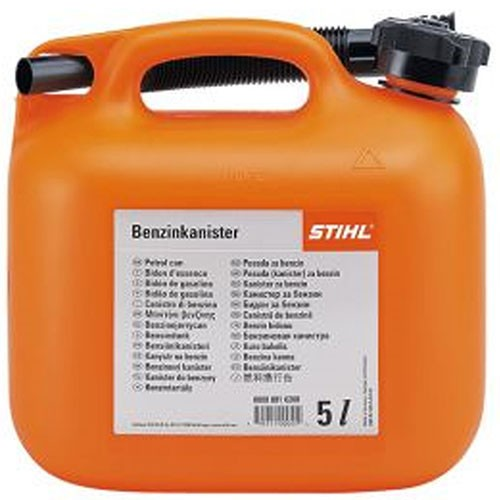 Stihl 5l Orange Petrol Cannister (00008810230)