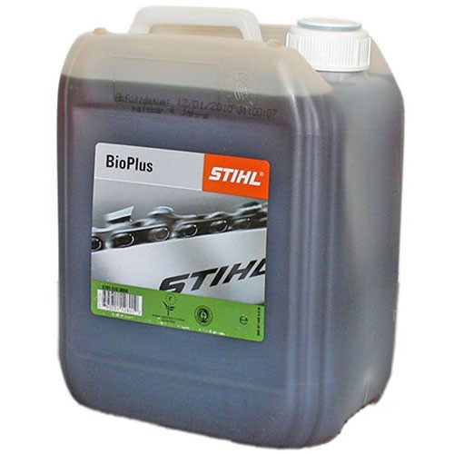 Stihl Bio Plus Chain Oil 5l Bottle (07815163004)