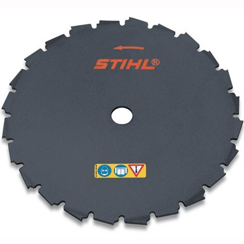 Stihl 225mm Chisel Saw Blade 24 Tooth (41107134204)