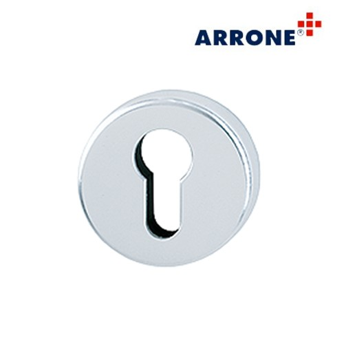 Aluminium Escutcheon Pair for Interior Doors - Arrone AR200/27-SAA