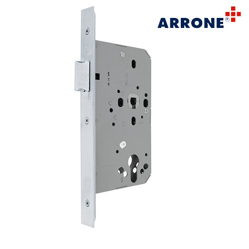Euro Profile Mortice Nightlatch Case 72mm Square AR8104-S-60-SSS