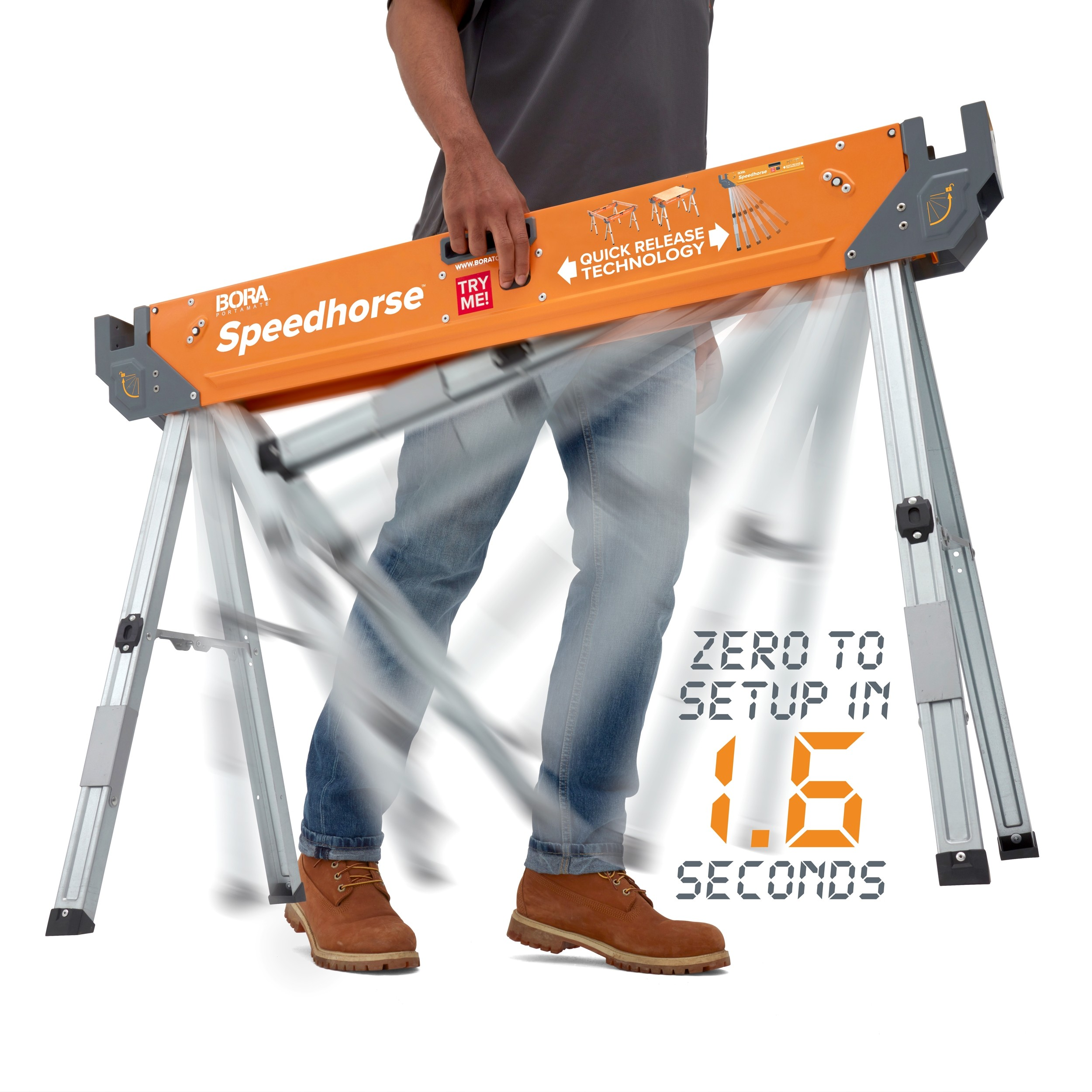 Bora Speedhorse Work Support System (Individual)