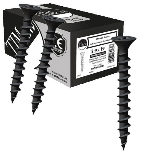 Drywall Coarse Thread Screws (Loose)