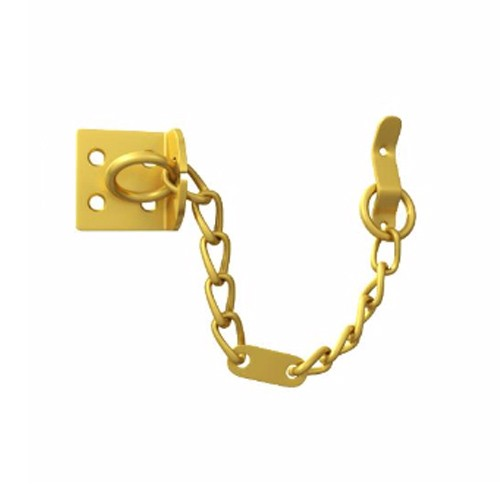 Polished Chrome Narrow High Security Chain