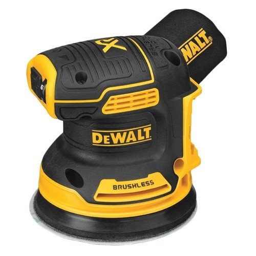 Dewalt DCW210N 18v Li-ion Brushless 125mm Orbital Sander (Bare Unit)