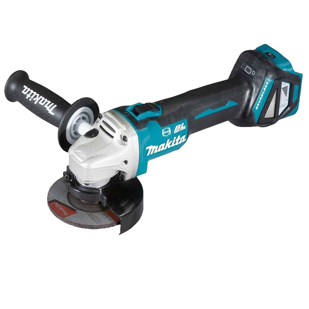 Makita DGA456Z 18v 115mm LXT BL Angle Grinder Bare Unit