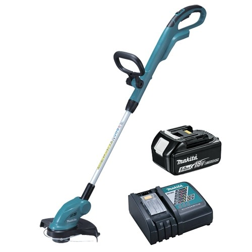 Makita DUR181 Line Trimmer 1 x 5.0ah Battery Kit