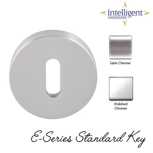 E-Series Standard Key Round Escucheon