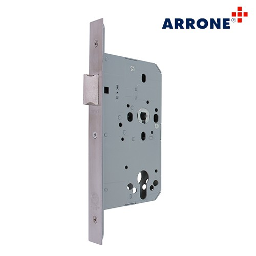Euro Profile Mortice Latch Case 72mm Square AR8101-S-60-SSS