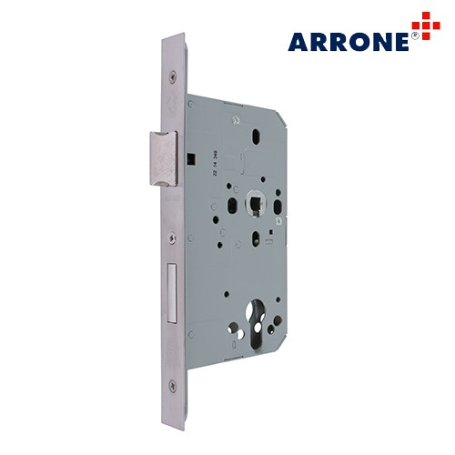 Euro Profile Mortice Sashlock Case 72mm Square AR8100-S-60-SSS