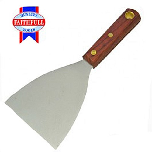 Faithfull FAIST115 Professional Filling Knife 100mm