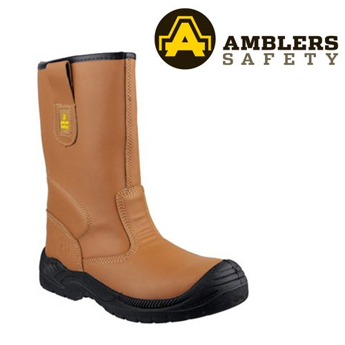 FS142 S3 Amblers Rigger Safety Boot
