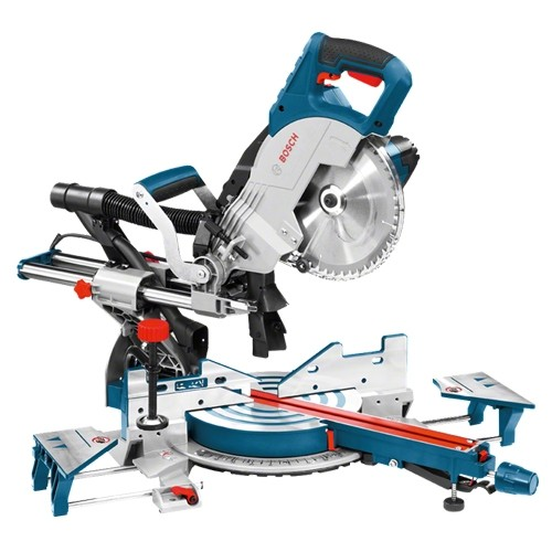 Bosch GCM8SJL 110v Professional Sliding Mitre Saw 216mm 0601B19160