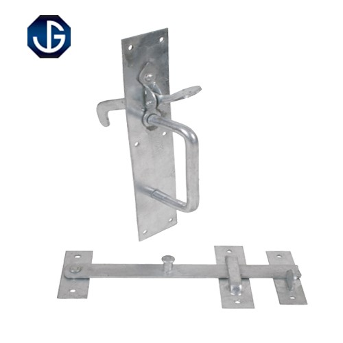 20/5 Heavy Duty Suffolk Latch Galvanised Finish (HD20G050)