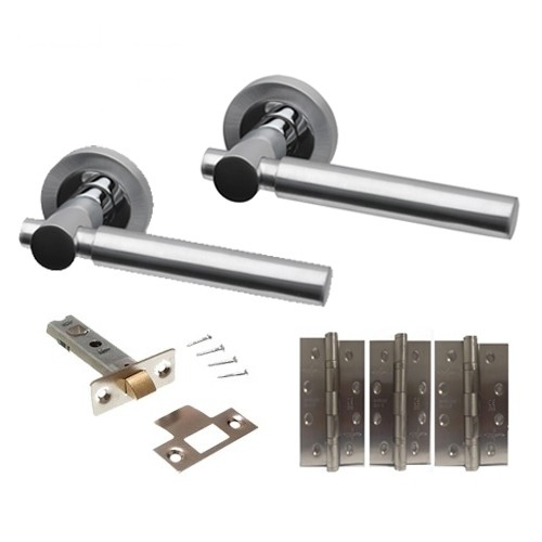 Laser Door Handle Pack - Suitable for Fire Doors