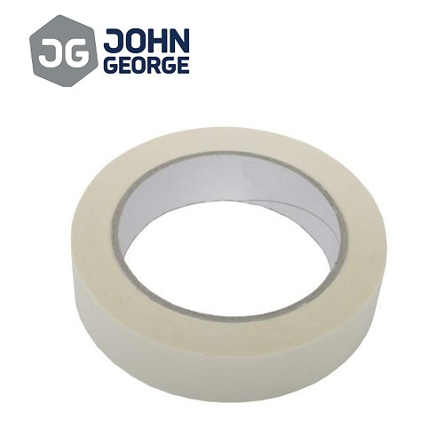 Masking Tape White Value 25mm x 50mm